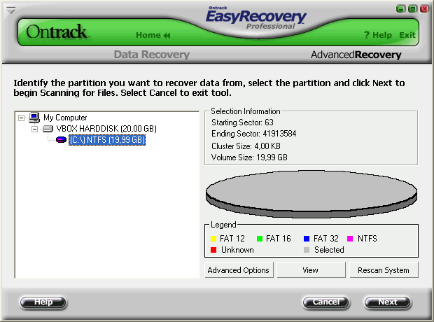 ontrack easyrecovery professional 6.21.02