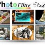 Графический редактор PhotoFiltre Studio.