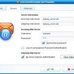 Настройка почтового клиента IncrediMail (POP3 & SMTP через SSL).