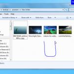 Использование Mouse Gestures для выполнения задач в Windows Explorer с Gest.