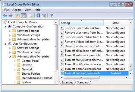 как в windows 7 включить предпросмотр фото