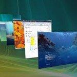Восстановление ярлыков и иконок окон Switcher в Vista.