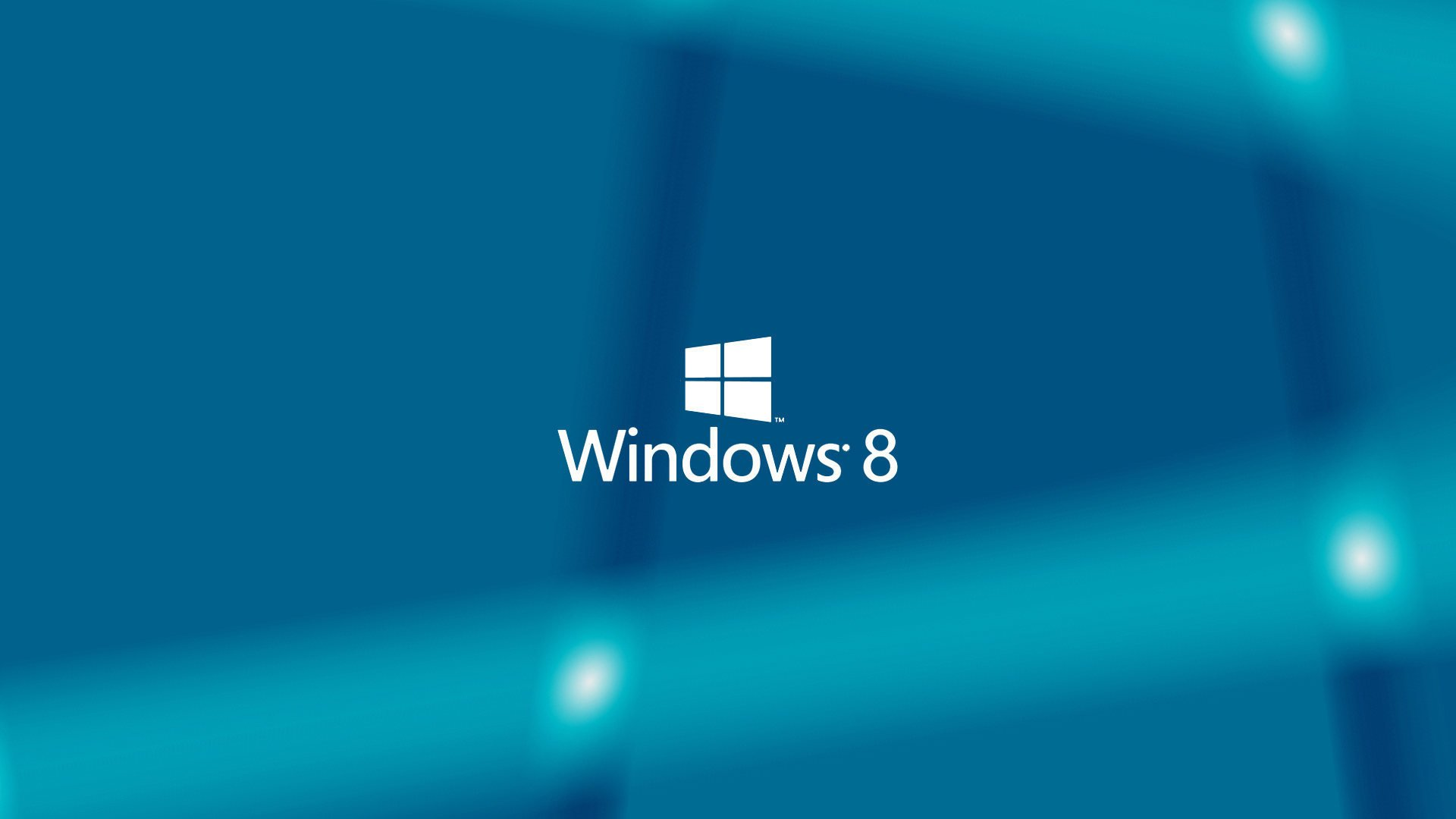 Заставка Windows 8