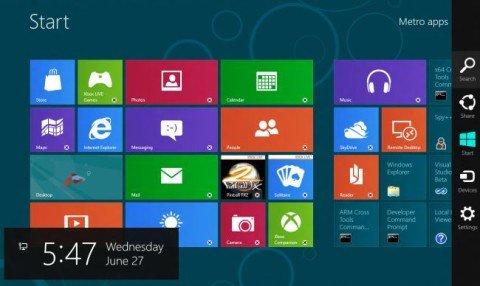Start-Windows8
