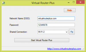 VirtualRouterPlus