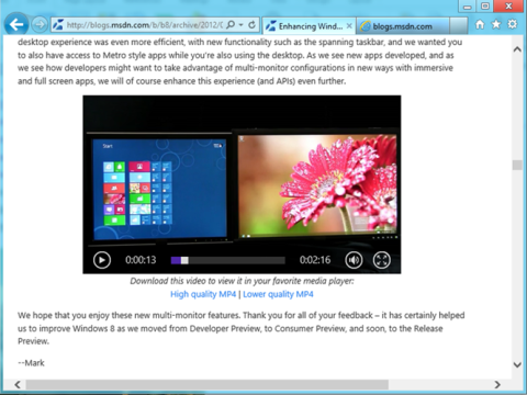 rendering-a-webpage-with-embedded-video