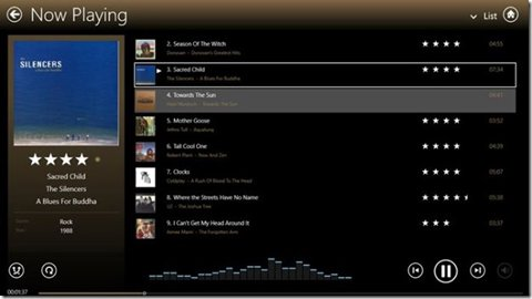 MediaMonkey-app-for-Windows-8-Nov-Playing