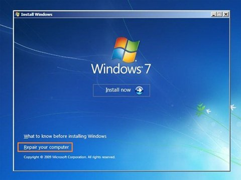 backup-data-without-booting-into-windows7-step1