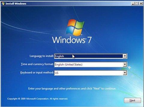 install-windows7