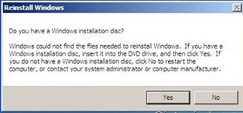 reinstall-windows-discconfirmation