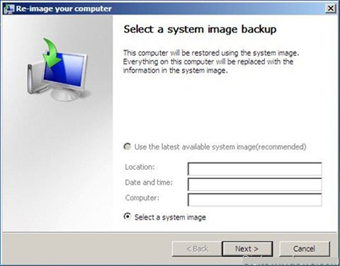 system-image-backup-option