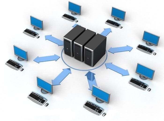 Как создать хост сервер