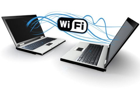wifi-on-the-laptop