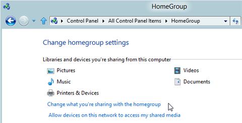 HomeGroup-Windows8