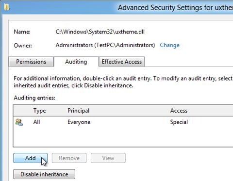 uxtheme.dll-advanced-security-setting