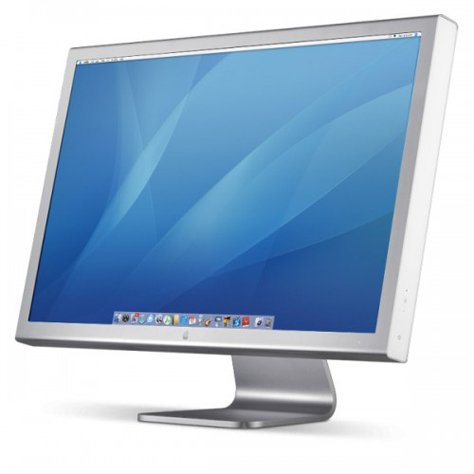 Computer-Monitor-Apple-Cinema-Display