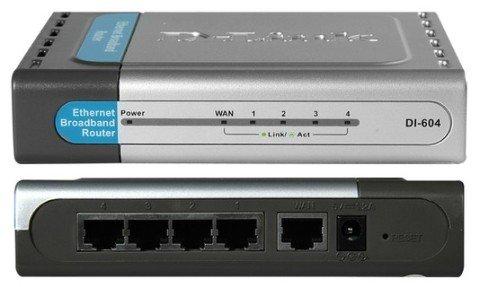 Router-D-Link-DI-604