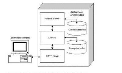 Livelink-server