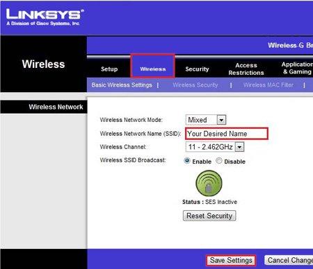 Renaming-a-Wireless-Network
