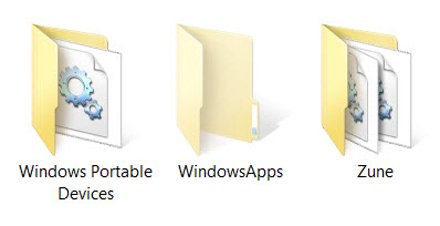 WindowsApps-folder
