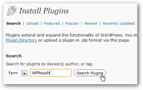 search-plugin