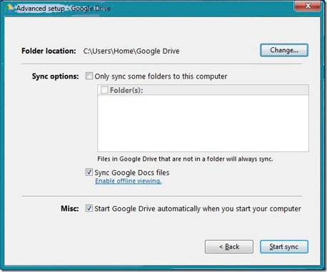 Advanced-setup-Google-Drive