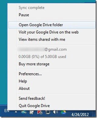 setup-Google-Drive