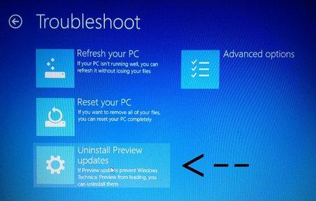 Troubleshoot-Uninstall-Windows-10