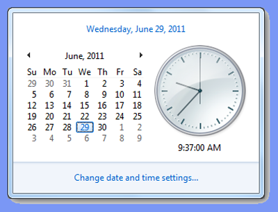 clock-settings-windows7