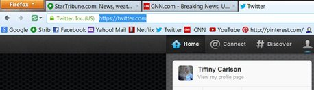 highlight-the-address-bar