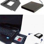 Установка SSD в ноутбук вместо DVD-привода