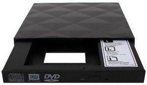 Установка SSD вместо DVD-привода
