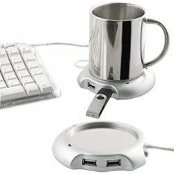 USB нагреватель чашки