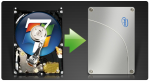 Перенос системы с HDD на SSD