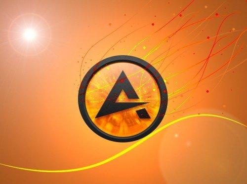 Логотип AIMP