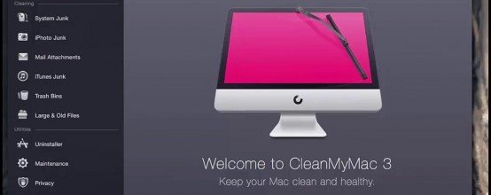 Логотип CleanMyMac