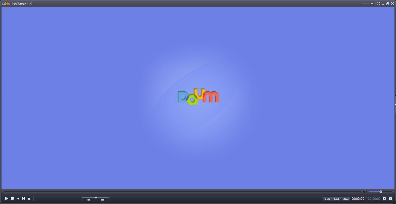Логотип Daum PotPlayer