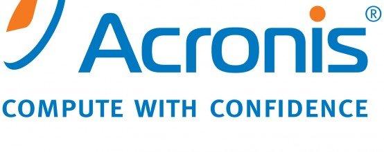 Логотип Acronis