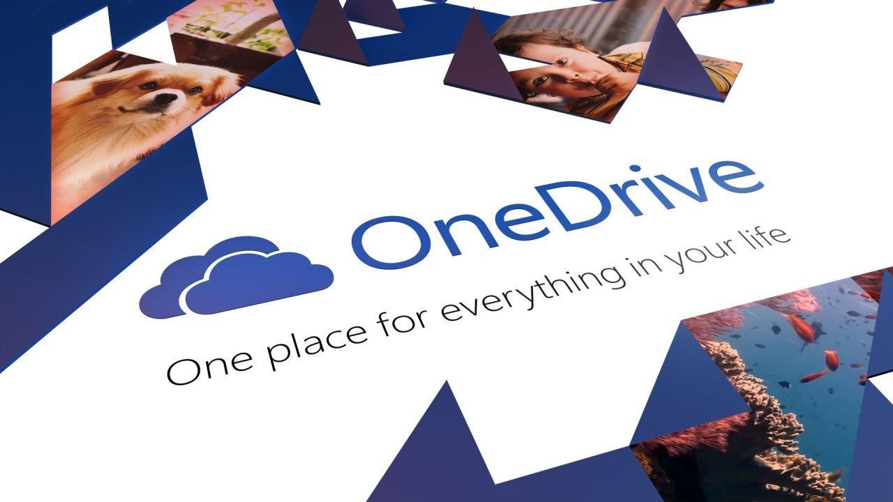 Логотип OneDrive