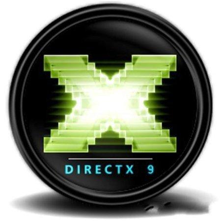 логотипа DirectX 9