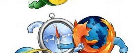 иконки от браузеров деруться