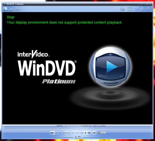Логотип WinDVD