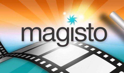 Логотип Magisto