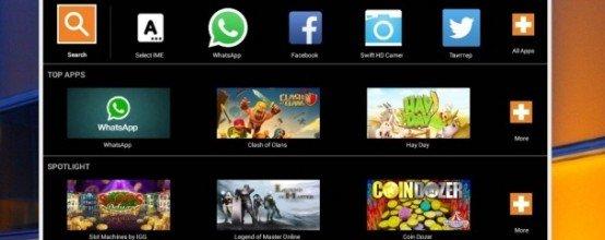 Android на домашнем ПК