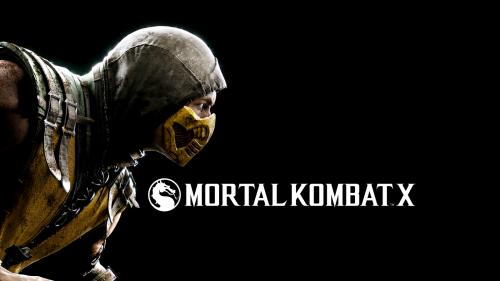 Заставка игры MortalCombatX