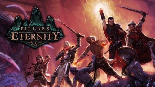 Заставка игры Pillars of Eternity