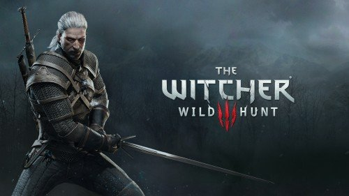Заставка игры The Witcher 3: Wild Hunt