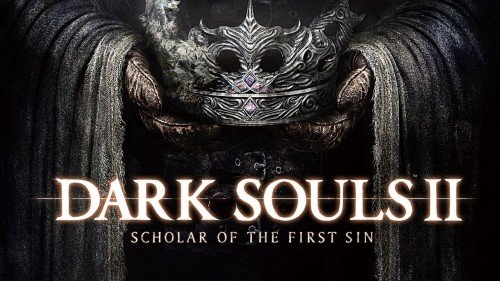 Заставка игры Dark Souls 2: Scholar of the First Sin