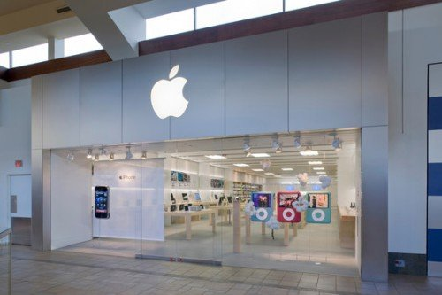 Отдел продаж техники Apple