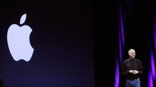 Стив Джобс на презентации